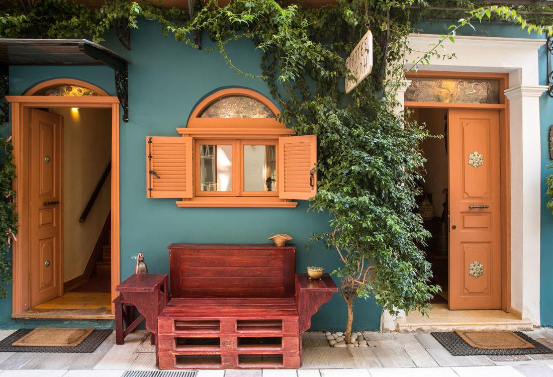 ξενοδοχεια ναυπλιο παλια πολη - Kyveli Suites