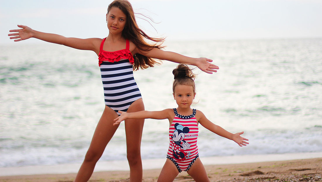 παιδί και θάλασσα - Kyveli Suites